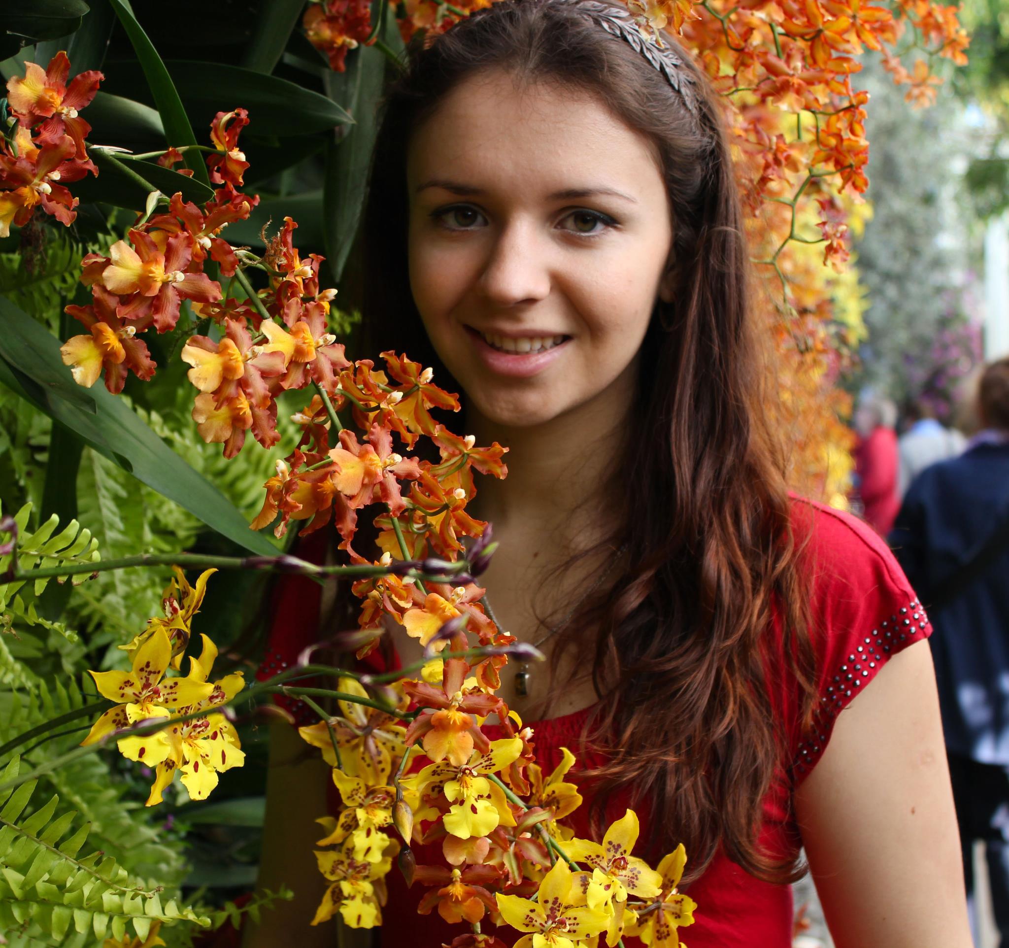 Maria Avrutsky - Orchids