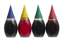 food coloring orchdis